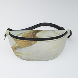 Polished Marble Stone Mineral Texture 5 Fanny Pack