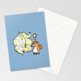 Number 37 & 38 Stationery Cards