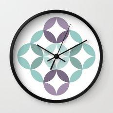 Shapes 007 Wall Clock