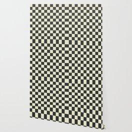 black chess - black and white Wallpaper