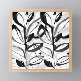 Botanical Joy No.7A by Kathy Morton Stanion Framed Mini Art Print