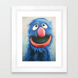 Grover Framed Art Print