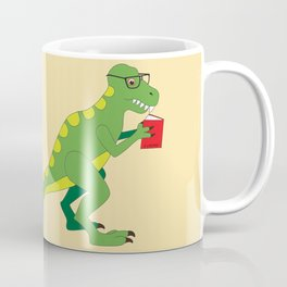 Dorkasaurus Coffee Mug