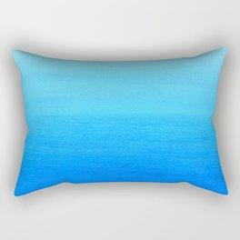 Blue 4 Rectangular Pillow