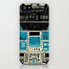 To Outer Space! iPhone Case