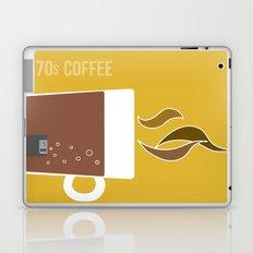 70s Coffee Laptop & iPad Skin