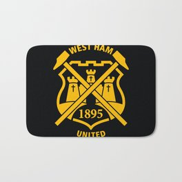 West Ham United F.C. Bath Mat
