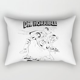Doctor Horrible Rectangular Pillow