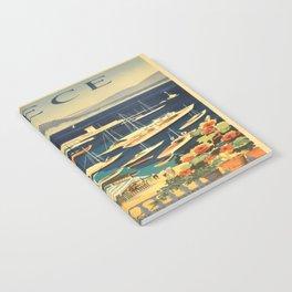 Vintage poster - Grece Notebook