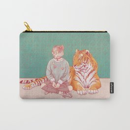 I'm a cat Lady Carry-All Pouch