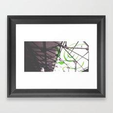 With Him Framed Art Print
