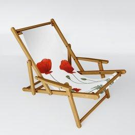 Poppy Stems Sling Chair