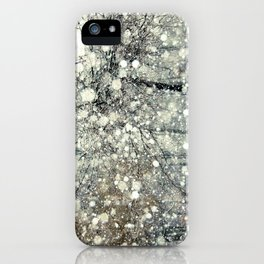 In the Snow iPhone Case