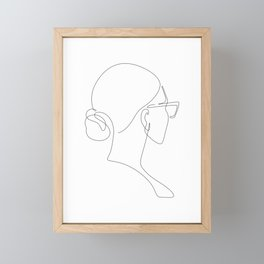 Style Line Framed Mini Art Print