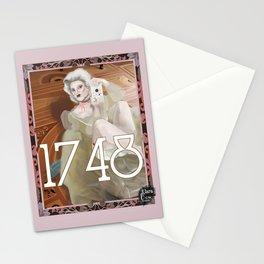 1748 Stationery Cards