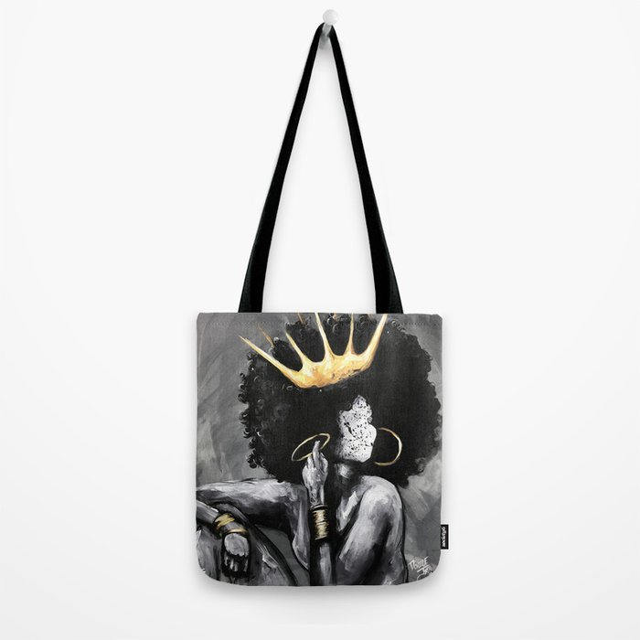 Naturally Queen VI Tote Bag