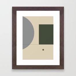 Contemporary 36 Framed Art Print