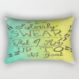 Solemnly Swear Rectangular Pillow