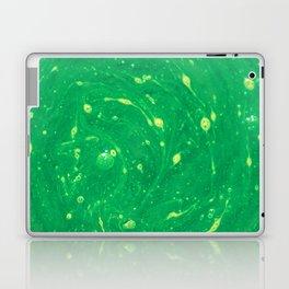 Green Adagio Laptop & iPad Skin