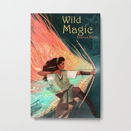 Wild Magic Metal Print