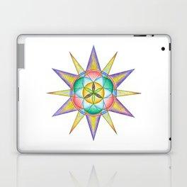 Life Star - The Rainbow Tribe Collection Laptop & iPad Skin