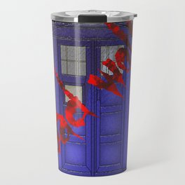 Bad wolf Travel Mug
