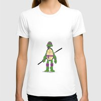 tmnt T-shirts featuring TMNT by Shahbab