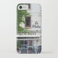 france iPhone & iPod Cases featuring France by Medea