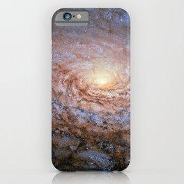 Galaxy Messier 63 Deep Field Telescopic Photograph iPhone Case