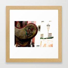"""""""Rdo. de España"""" Framed Art Print"""