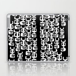 Divided They Fall, Together They Land Laptop & iPad Skin