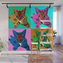 Loli 4sies: Garfield Arlene Genie Shriek Wall Mural