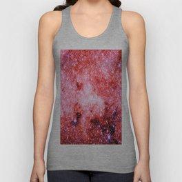 GALaXY Sparkle Stars Pink Coral Lavender Unisex Tank Top