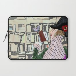 The Reader Laptop Sleeve
