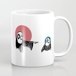 He did it Coffee Mug