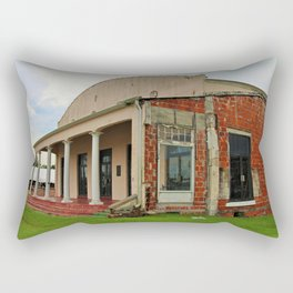 The Hall of Fifty States I Rectangular Pillow