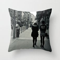 PonteYork Throw Pillow