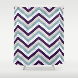 Into The Blue 3 Shower Curtain