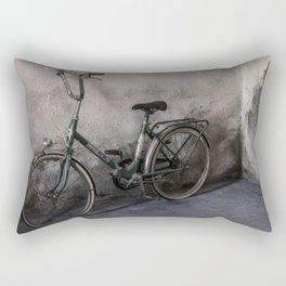 old bicycle 2 Rectangular Pillow