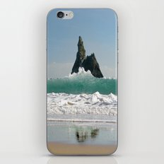 BroadHaven South Beach.Pembrokeshire.Wales. iPhone & iPod Skin