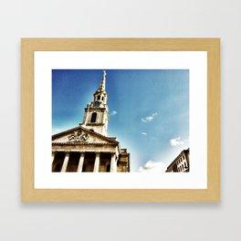 London by iPhone 2 Framed Art Print