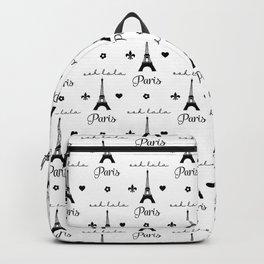 Paris Love Backpack