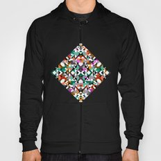Aztec Geometric Reflection I Hoody
