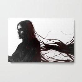 Doubt Metal Print