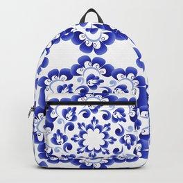 folk art Backpack