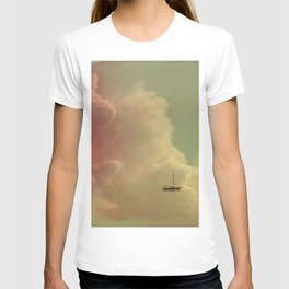 Once Upon a Time a Little Boat T-shirt