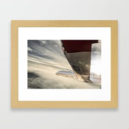 CR9 EC-JZR Framed Art Print