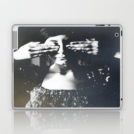 Letters Laptop & iPad Skin