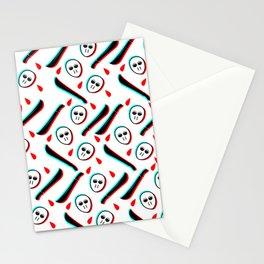 Pattern Jason Serial Killer, Stationery Cards