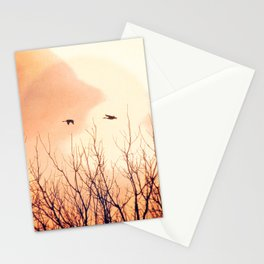 Flying Free Stationery Cards